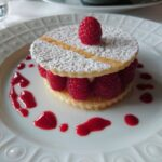 Millefeuille-Framboises